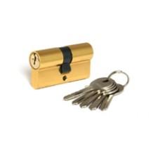 Цилиндр CYL 5-60 KEY GOLD