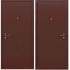 Заводские двери Экономка Steel - металл