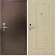 Заводские двери Триумф - беленый дуб