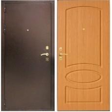 Заводские двери Триумф Классика - миланский орех
