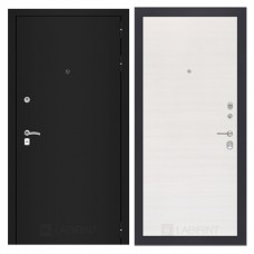 Classic шагрень черная 07-перламутр горизонтальный