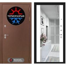 Входная дверь ТЕРМО МАГНИТ (с вариантами раскраски внутренней панели)