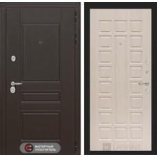 Дверь Мегаполис 04 (с вариантами внутренней панели)