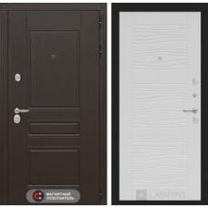 Дверь Мегаполис 06 (с вариантами внутренней панели)