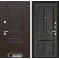 Дверь Мегаполис 10 Дуб филадельфия графит
