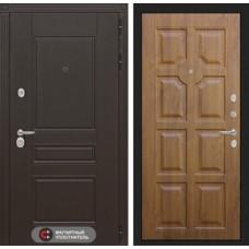 Дверь Мегаполис 17 Голден ОАК (Винорит)