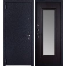 Входная дверь Триумф Крокодил Зеркало Венге