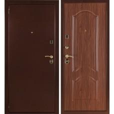 Стальная дверь 3К Лайт (с вариантами раскраски внутренней панели)