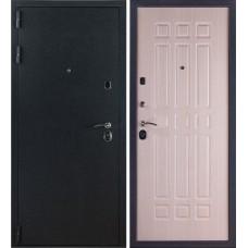 Металлическая дверь 3К Лайт Черный бархат (с вариантами раскраски внутренней панели)