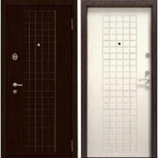 Дверная  Линия DL 7 Венге/Венге светлый