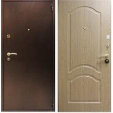 Заводские двери Лайт Этюд 3К - дуб рон