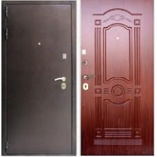 Заводские двери Стандарт 3К - тисненый орех