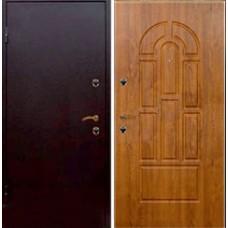 Заводские  двери  Урал (с терморазрывом)